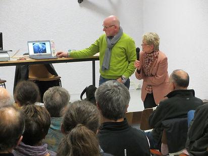 Dietmar Koehler, Konferenz