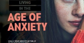 Can Anxiety be Your Super Power?