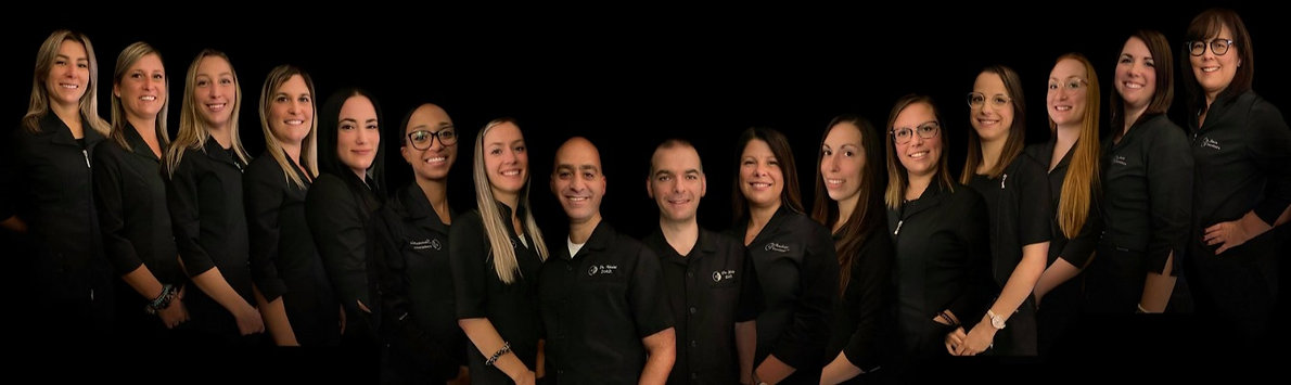 Équipe du Centre de haute technologie dentaire Lachenaie