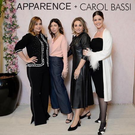 Carol Bassi na Apparence Maison