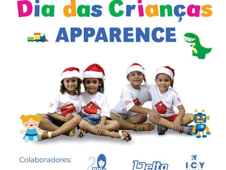 Dia das Crianças Apparence