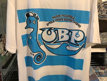 2020年 ユニバーサルビーチプロジェクト「Tシャツ完成!」