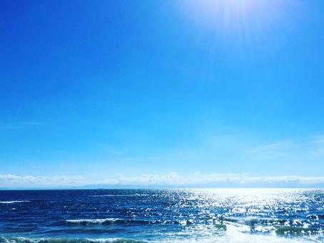 海と人は繋がっている。