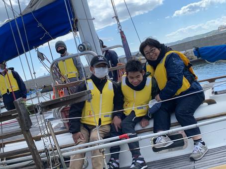 2020.10.24「ユニバーサルなヨット遊び@seagull.yachtclub」開催