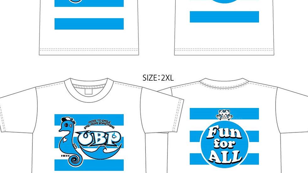 2020年 U.B.P 「 ドライTシャツ 」Fun for ALL