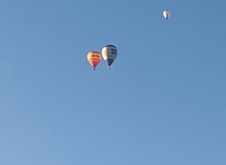 11/23気球にのってIN鈴鹿