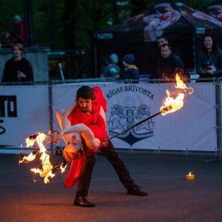 May Fire Fest - Romance