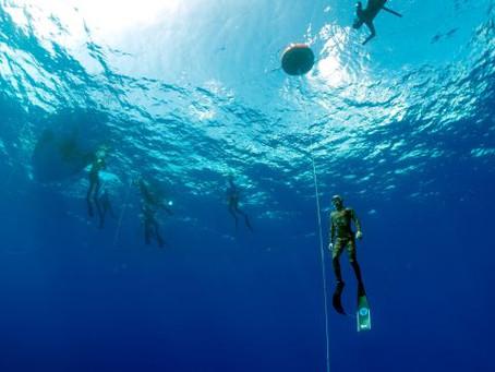 El buceo en apnea Freediving y el mindfulness. Que es esto?