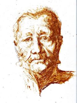 retrato regalado a Sidonia