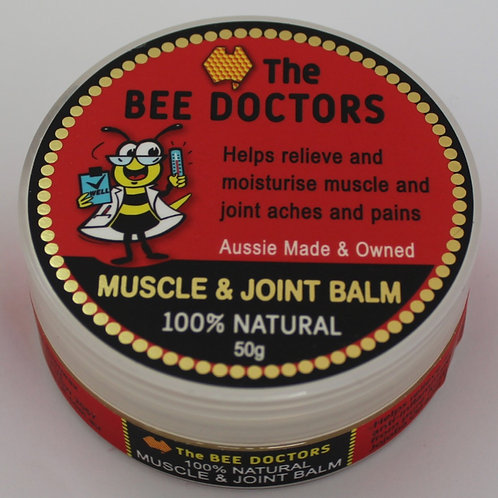thebeedoctors Muscle & Joint Balm 50gm