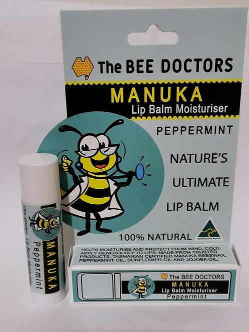 Manuka Peppermint 4.5gmsLip Balm