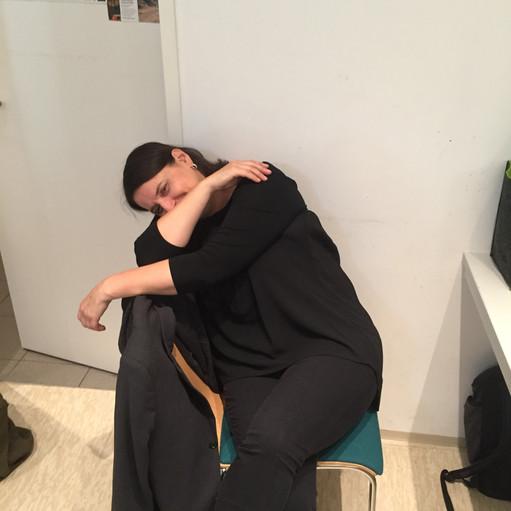 Ingridiii taking a little break!
