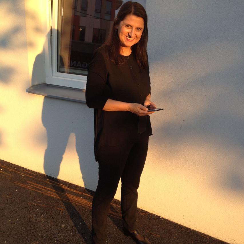 Miss Ingrid Oberkanins!