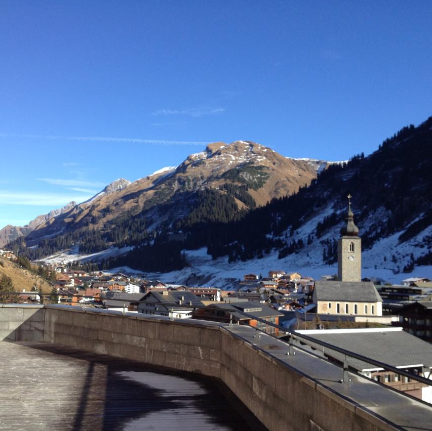 Lech in Tirol!!!(not Vorarlberg)