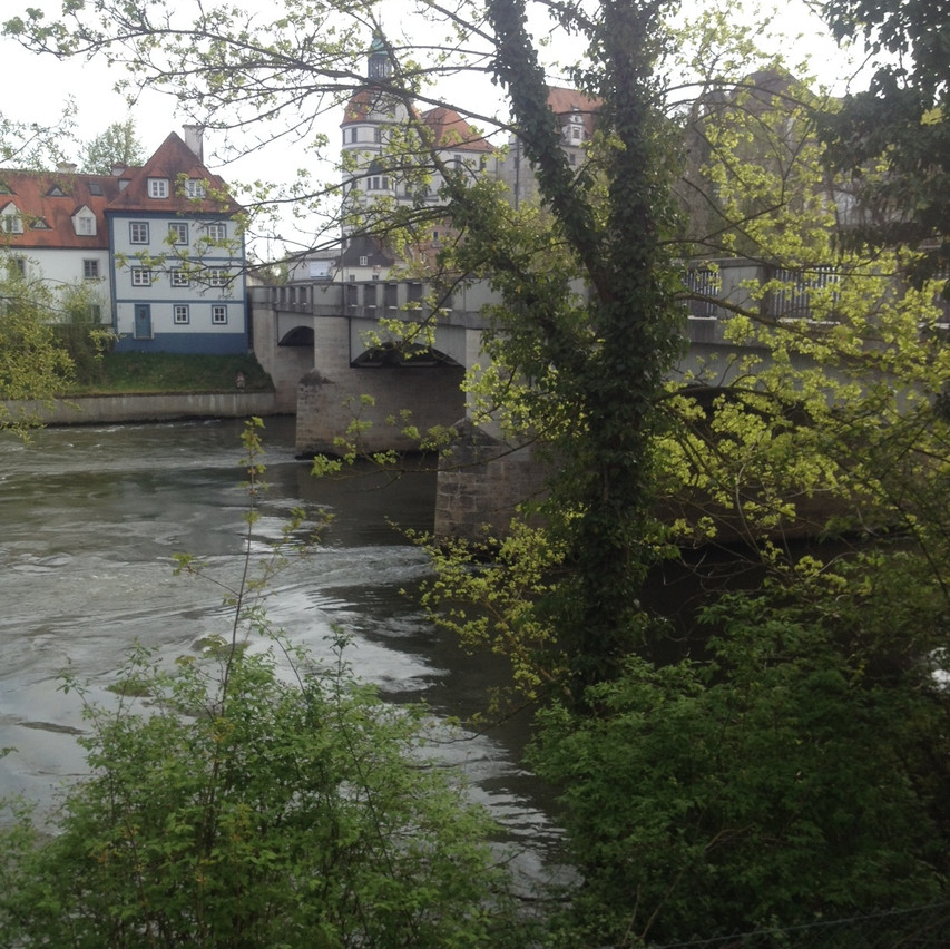 Beautiful Neuburg!
