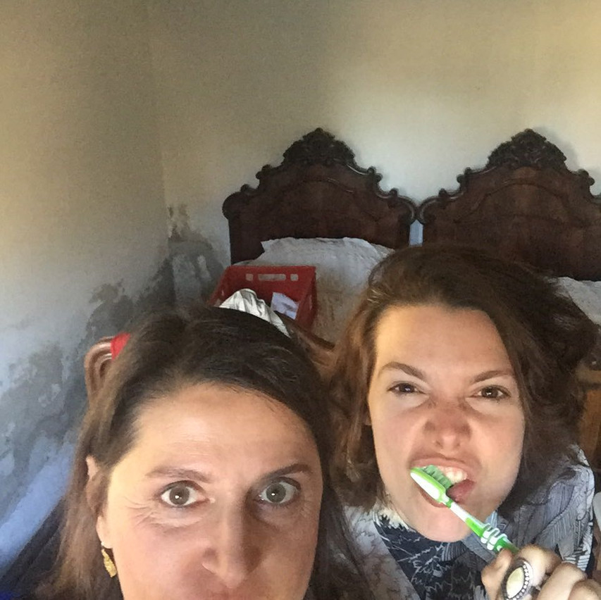 My tooth brush adventure with Ingrid