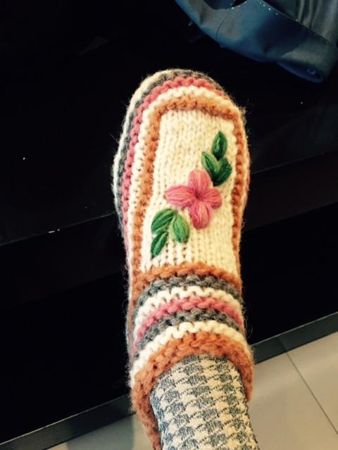 ohhh how I love my new socks!!!
