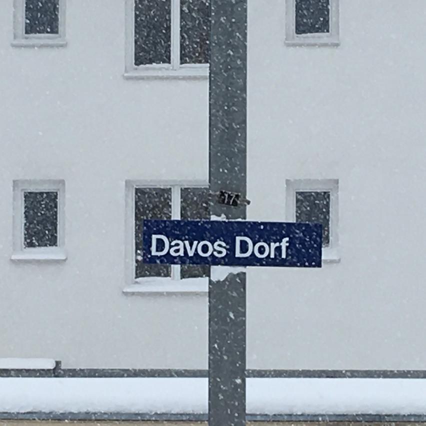 bye bye Davos!