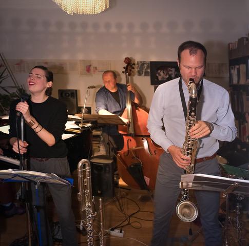 Joris Roelofs on clarinet