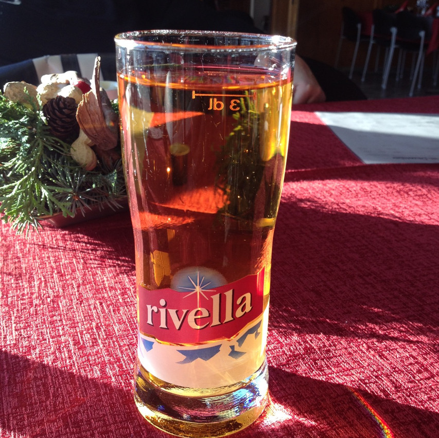 the best drink in the world!RIVELLA