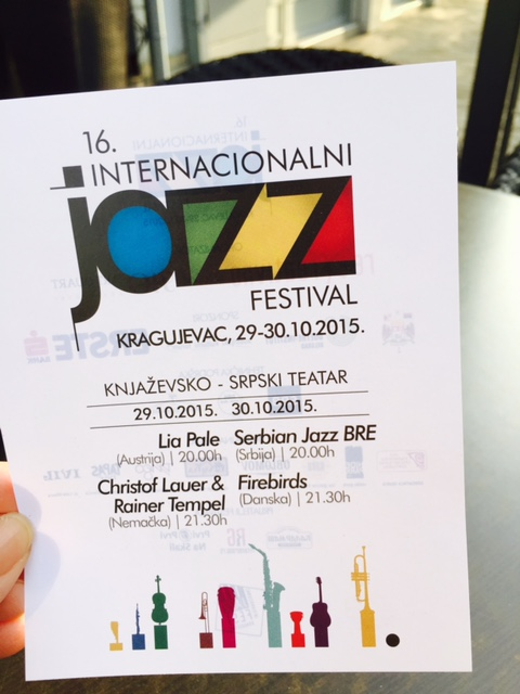 Kragujevac Jazz Festival!