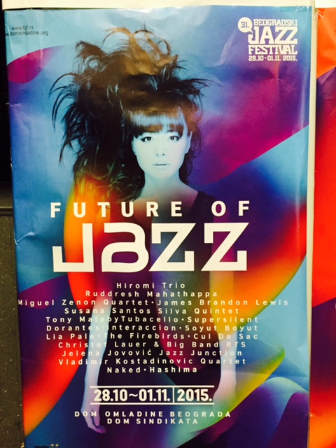 Future of Jazz?Let's hope so : )