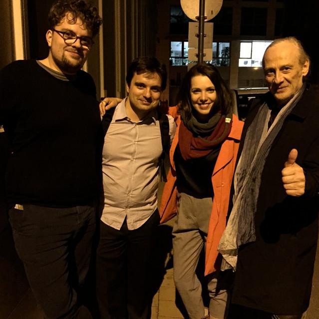 Fab, Thomas, mathias & me