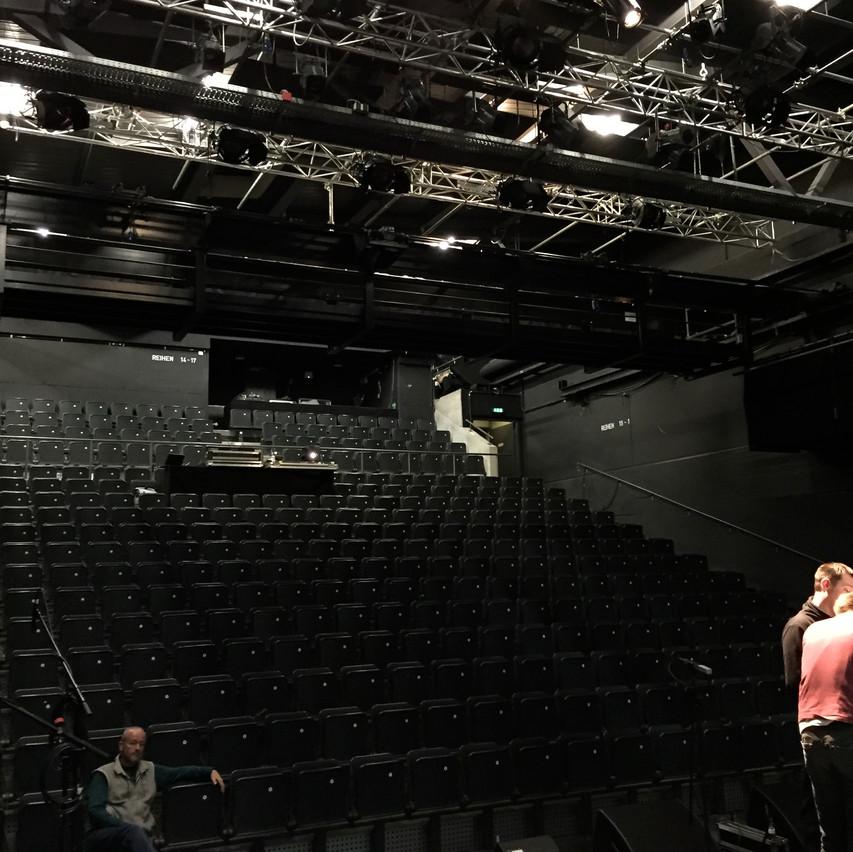 The venue!