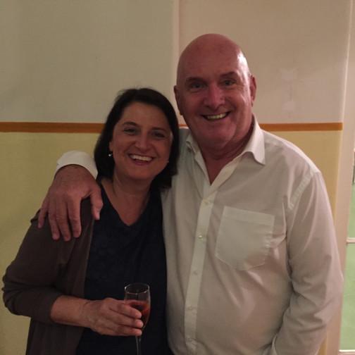 Ingrid & Mister Teichmann