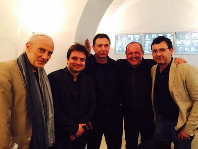 the guys : )