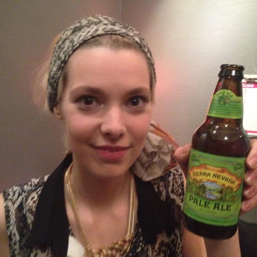 Lia's Pale Ale