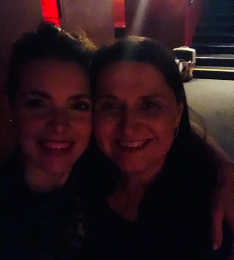 Ingridiii and moi