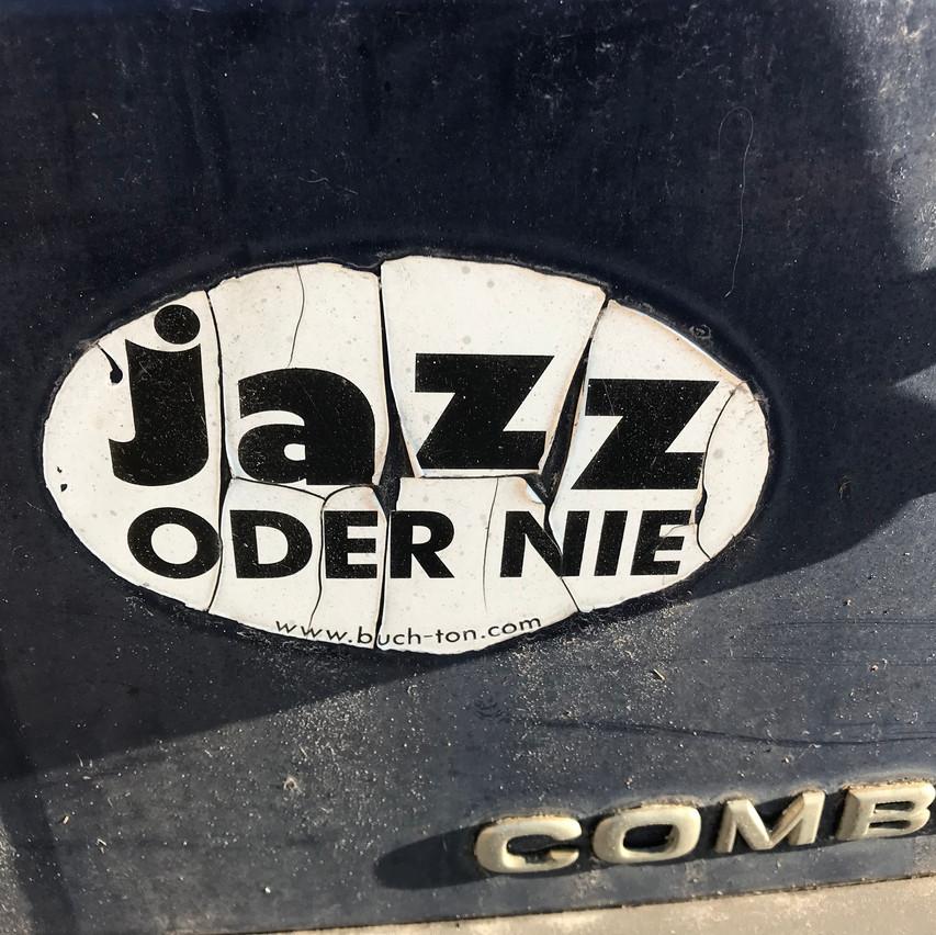 Jazz oder nie!!!