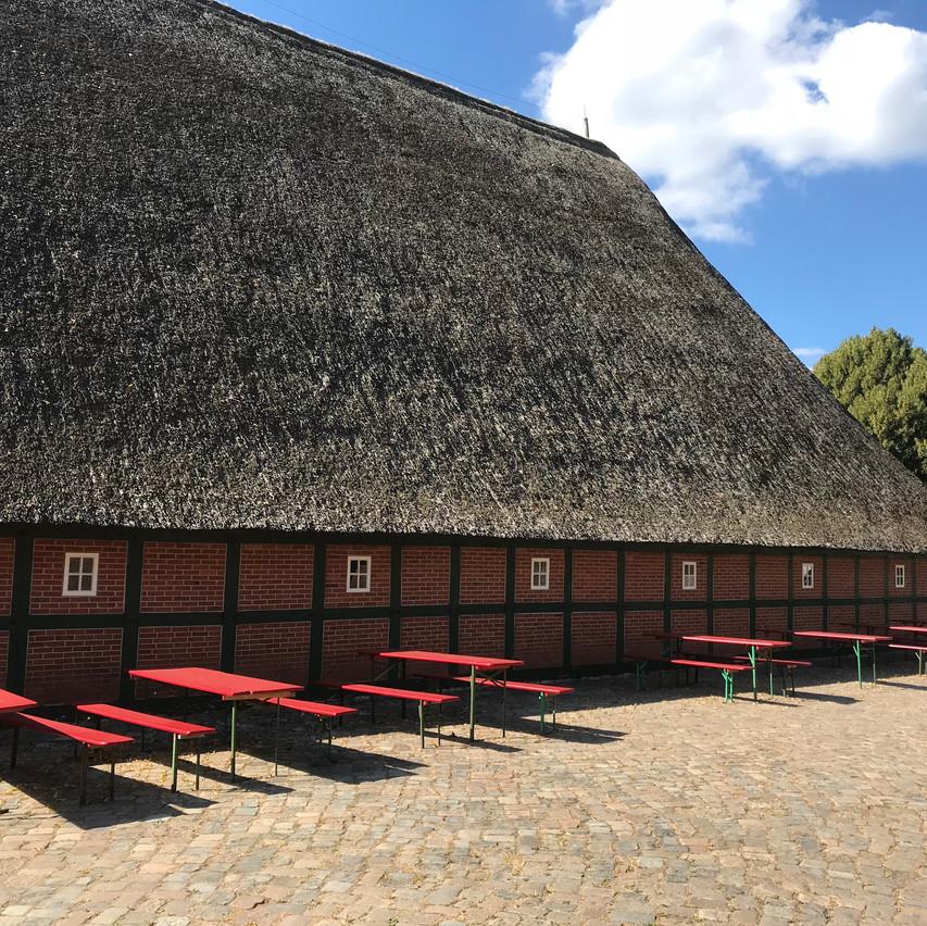 """our venue """"Winkelscheune"""""""