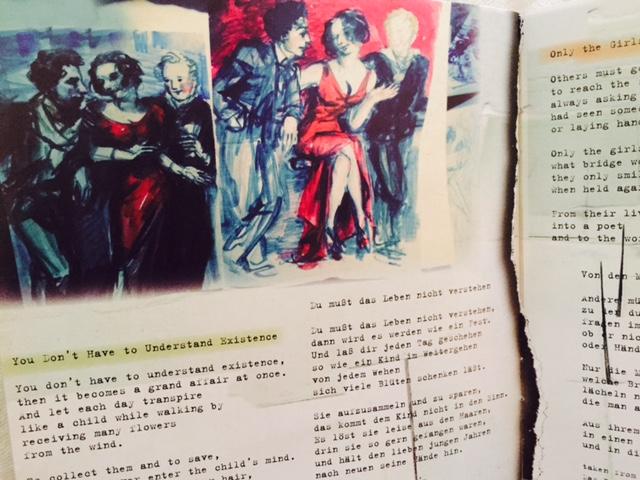 lyrics & paintings