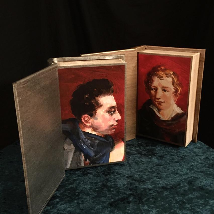 two poet's: Rilke & Heine