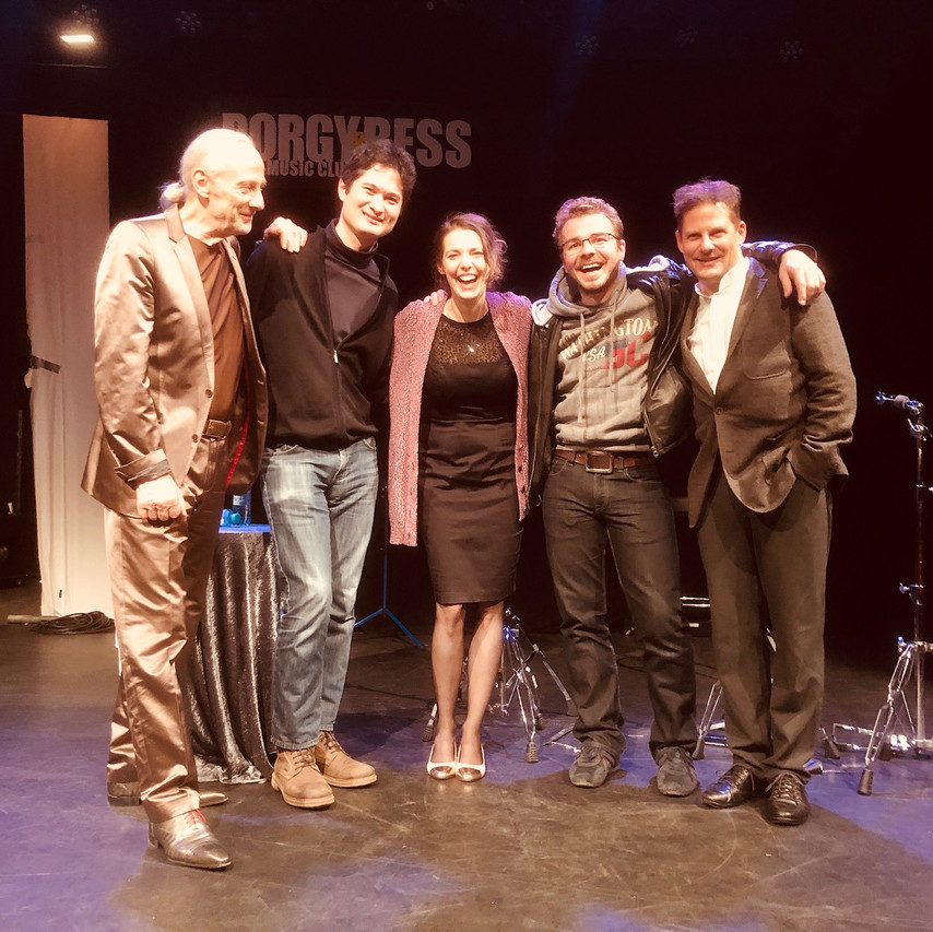 Oliver Schnyder Trio & rüegg & moi
