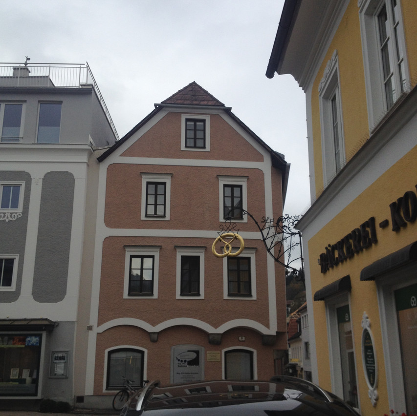 the old town of Waidhofen