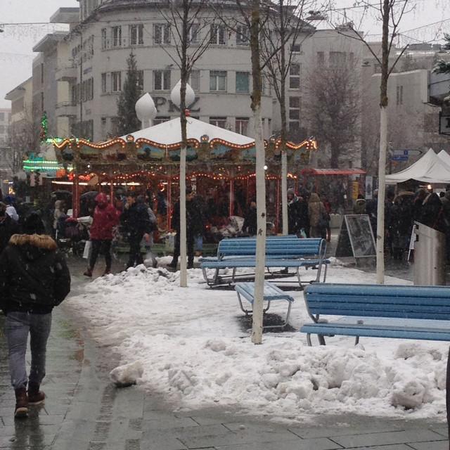 Christkindl Markt in Chur