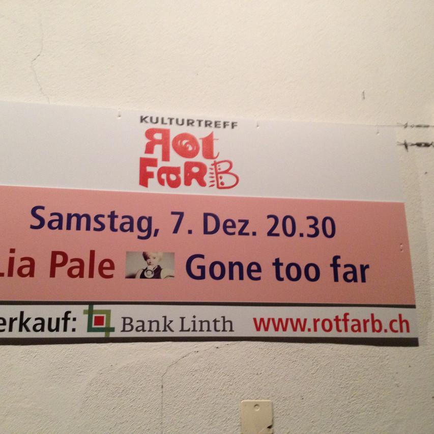 Lia Pale at Rotfarb!