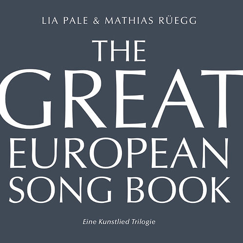 The Great European Song Book