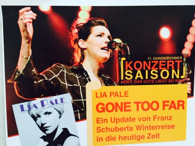 Pale - live in Gunskirchen : )