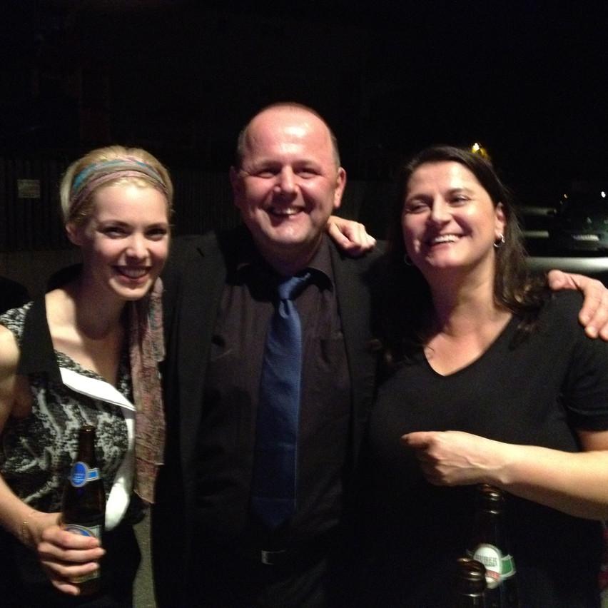 Ingridiii, Hans & me : )
