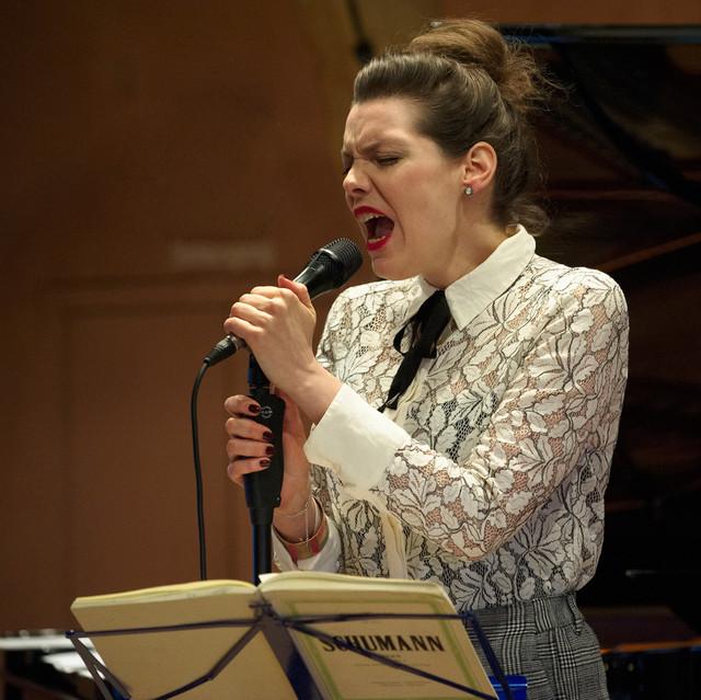 The Schumann Song Book live