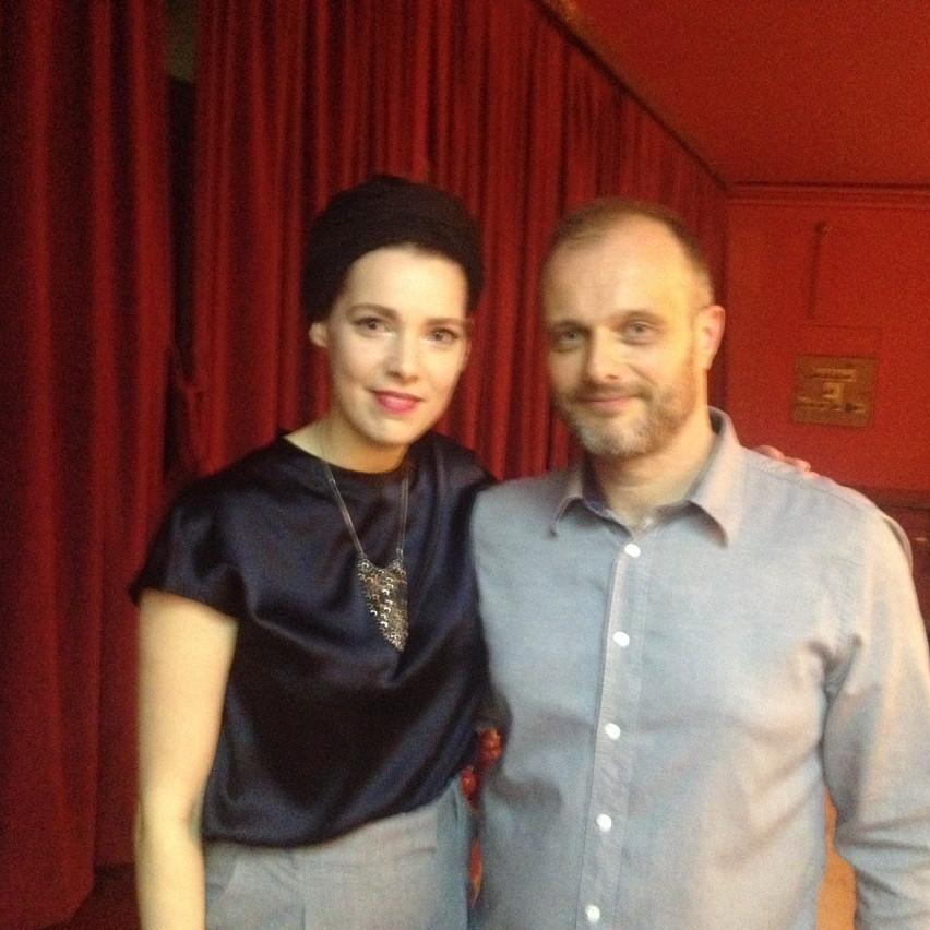 Gordan Matic & me : )!