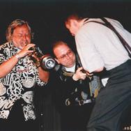 Herbert Joos, Claudio Pontiggia, Florian Bramböck