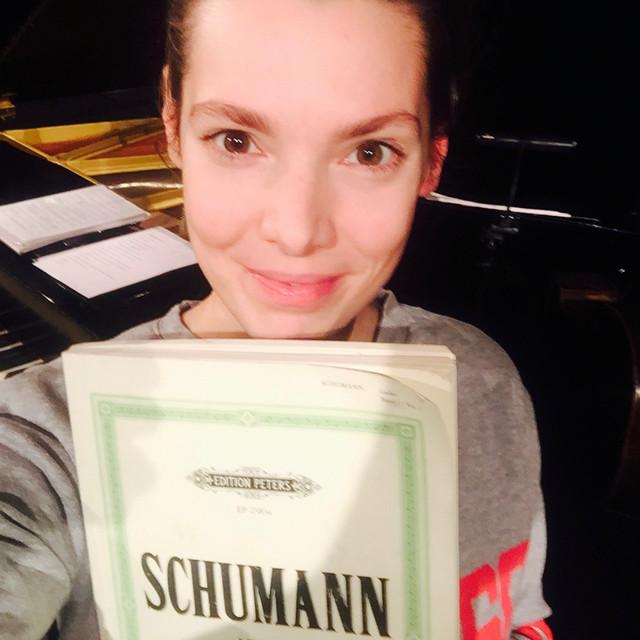 The Schumann Song Book