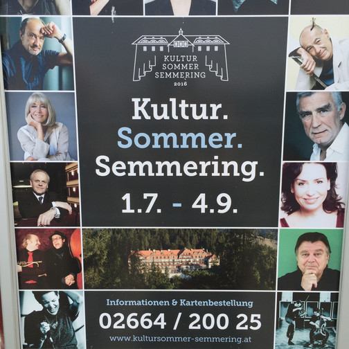 Kultur.Sommer.Semmering 2016