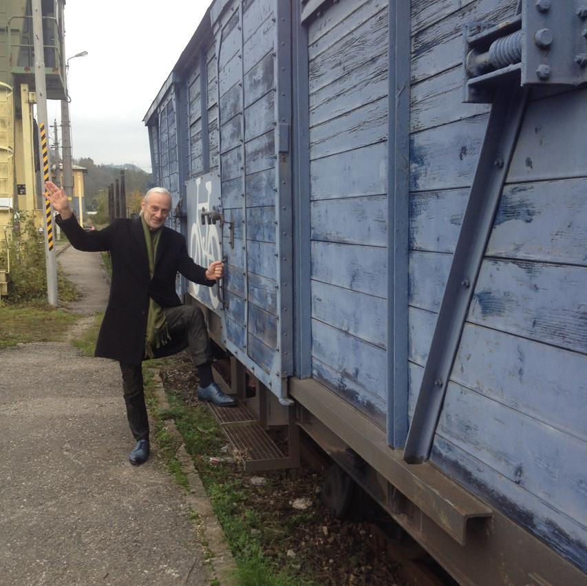 mathias & the Ybbstalbahn!