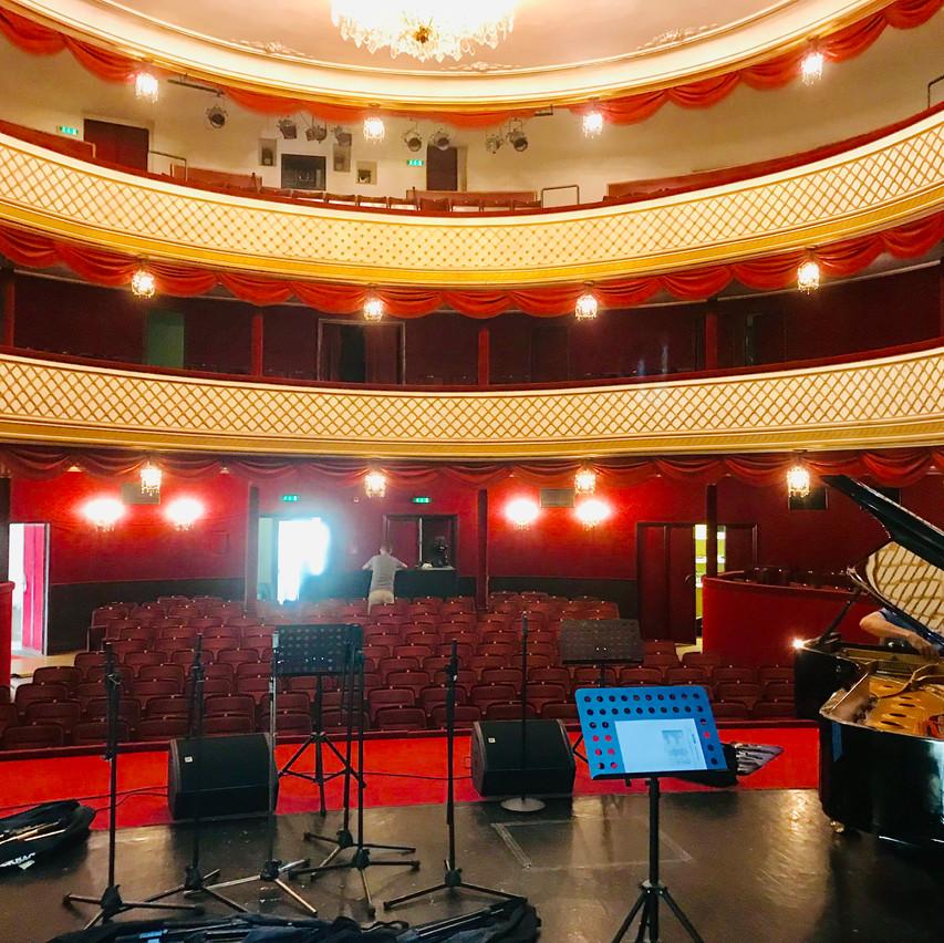 Stadttheater in Gmunden